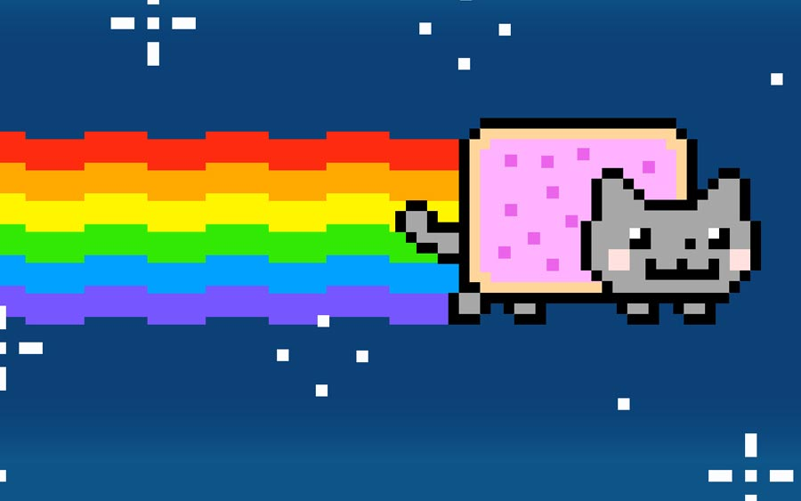 Nyan Cat 10 Hours and even more ways to procrastinate right now
